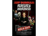 2 Tickets for Jeff Dunham 2017 Tour at Waterfront Belfast
