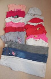 Girls clothes bundle age 4-5y