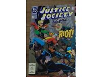 Justice Society of America #2 September 1992