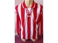FOOTBALL SHIRTS BY SPALL FULL TEAM SET Nos 2 - 17