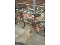 2 mountain bikes for sale