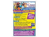 Become a Foster Carer - Help to Rebuild Children's Lives