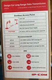 IP COM AP615 2.4G outdoor long range access point