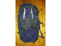 60L Travel Backpack + 20L Daypack - Mountain Warehouse