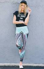 BRAND NEW MINKPINK ACTIVEWEAR TIGHTS Woolooware Sutherland Area Preview