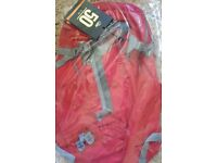 Backpack, Rucksack, Hiking bag, Sports bag, Lowe alpine Strike 18 Red/Grey 'NEW' with tags
