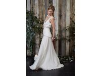 Unique opportunity for a bespoke wedding dress at 50% off.