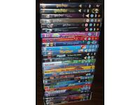 29 KID'S CHILDREN'S DVD'S
