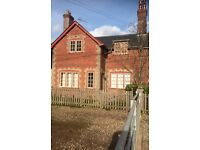 Rural, Dog friendly, 3 bed cottage to rent near Kenninghall Norfolk
