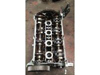 V.A.G. 1.8 T 20V cylinder head complete