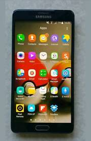 Samsung Note 4 - unlocked - 32GB