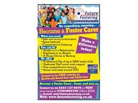 Become a Foster Carer - Earn £390 - £600 Per Week Per Child or Young Person