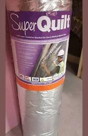 YBS Super Quilt multi foil