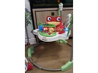 2 Jumperoo's Working In Good Condition