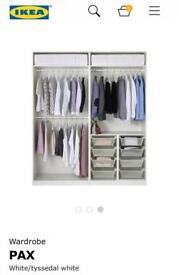 Great Pax Wardrobe from Ikea