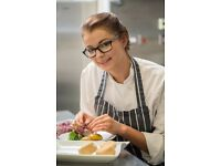 Chef Vacancy - opportunity to join an established catering team. Seasonal, full or part time hrs.