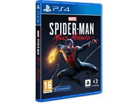 Spider-Man Miles Morales PS4 & PS5 Upgrade