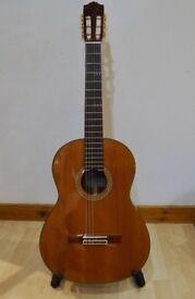 Yamaha Cedar Top Nylon String Classical Guitar
