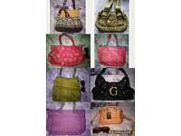 8 brand new handbags for £20!