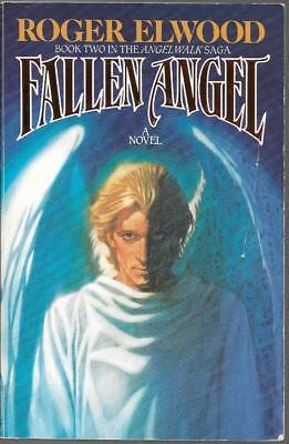 Usado, Fallen Angel by Roger Elwood (1991)  Angel Walk Saga Book 2 comprar usado  Enviando para Brazil