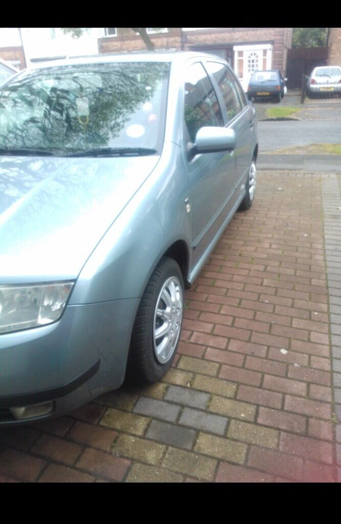 07852169193 Skoda fabia LOOKING FOR QUICK SALE £600 FULL S/H 2former keeper