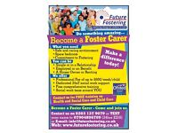 Foster Carers Required in Bromley Area - Free Training
