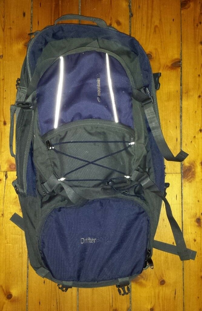 60L Travel Backpack with 20L Daypack - Mountain Warehouse  ee8232131d7ce