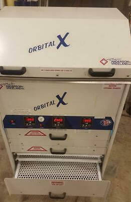Anderson Vreeland Orbital X 12x18 Photopolymer Platemaker Lightly Used Flexo