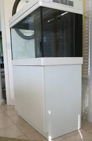 Red Sea 250 c Marine reef fish tank with full setup (delivery installation)