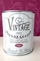 NEU* Kreidefarbe 700ml Vintage Paint JDL vintage red 26,90€ Niedersachsen - Hermannsburg Vorschau