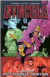 Robert Kirkman's Invincible Comic Book Series: Volumes 8-11