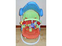 Babies Swing Chair, (Mamas and Papas)