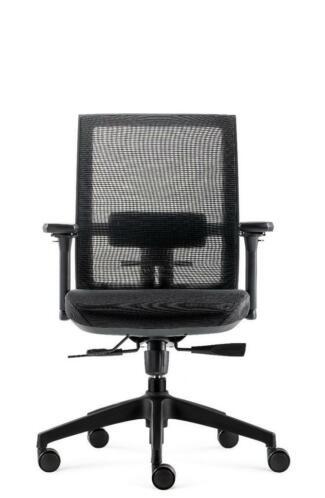 FYC 235 Ergo bureaustoel, EN1335, met mesh rug