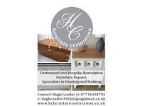 Furniture Restoration, Bespoke and Customised
