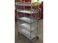 Order picking trollies perfec for transporting goods