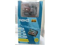 Reka Aldi Waterproof Sport Action Bike Bicycle Camera HD 1080P + 8 GB micro SD card
