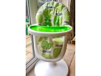 Cosatto 3sixti Highchair - SOLD awaiting pick up