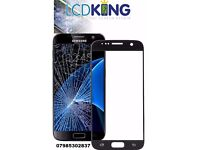 Samsung Galaxy S7 glass repair service !!