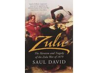 Zulu Paperback by Saul David