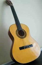 Herald acustic guitar for sale