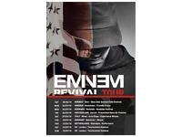 Eminem Revival Tour Tickets Twickenham Saturday 14th July