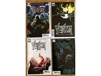 Venom #1-#4 1st Prints