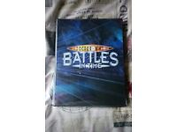 Doctor who battels in time card game collection 29 pages