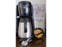 Starbucks Barista Aroma Thermal Coffee Maker | Electronic Overnight Timer | Original Packaging