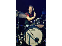 Drum Lessons by Pro Drummer