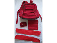 Active BackCare Backpack Changing Bag