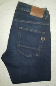 Trojan record label mens jeans