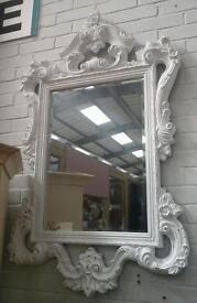 Beautiful large mirror. Ornate