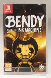 Bendy and the Ink Machine Nintendo Switch cartridge