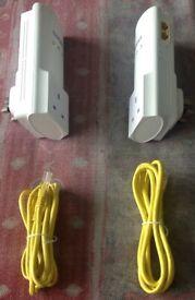 D Link PowerLine Adaptors